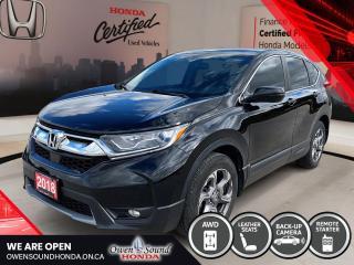 Used 2018 Honda CR-V EX-L for sale in Owen Sound, ON