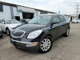 Used 2012 Buick Enclave AWD 4dr Premium for sale in Burlington, ON