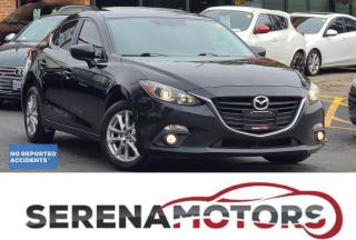 Used 2014 Mazda MAZDA3 GS-SKY | AUTO | SUNROOF | B.CAM | NO ACCIDENTS for sale in Mississauga, ON