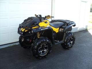 Used 2014 Can-Am Outlander 650 XT EPS FINANCING AVAILABLE!!!! for sale in Truro, NS