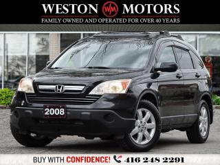 Used 2008 Honda CR-V EX-L*LEATHER*SUNROOF*PICTURES COMING!!* for sale in Toronto, ON