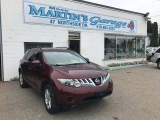 Used 2009 Nissan Murano S for sale in St. Jacobs, ON