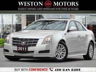 Used 2011 Cadillac CTS LUXURY*AWD*LEATHER*SUNROOF*PICTURES COMING!!* for sale in Toronto, ON