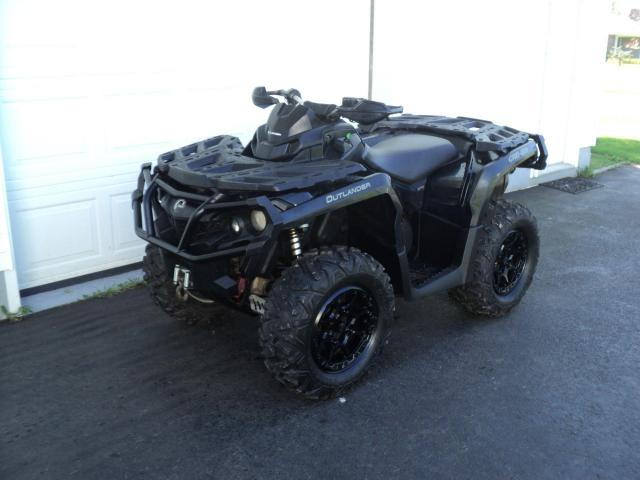 2017 Can-Am Outlander 1000 XT XTP Financing Available!!!