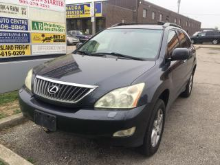 Used 2009 Lexus RX 350 AWD for sale in Mississauga, ON