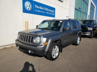 Used 2012 Jeep Patriot NORTH 4X4 | HTD SEATS | PWR PKG | BLUETOOTH for sale in Edmonton, AB