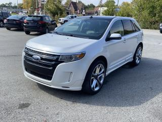 Used 2013 Ford Edge SPORT for sale in Mount Brydges, ON