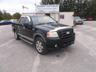 Used 2008 Ford F-150 FX4 4X4 4 DOOR for sale in Elmvale, ON