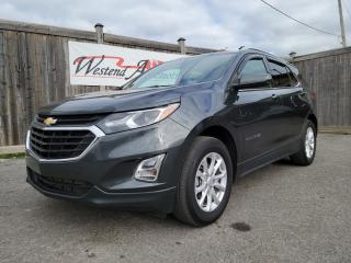 Used 2018 Chevrolet Equinox LT for sale in Stittsville, ON