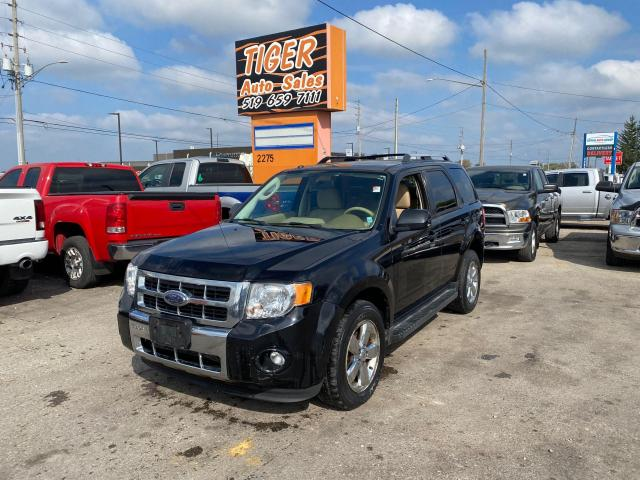 2009 Ford Escape Limited*LEATHER*4X4*SUNROOF*RUNS WELL*AS IS