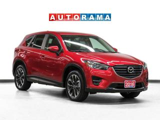 Used 2016 Mazda CX-5 GS AWD Leather SunRoof Navigation BackUp Cam for sale in Toronto, ON