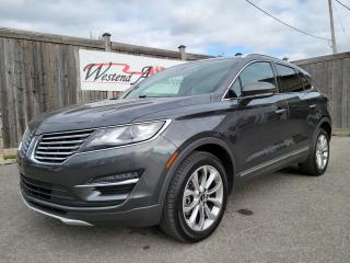 Used 2018 Lincoln MKC Select for sale in Stittsville, ON