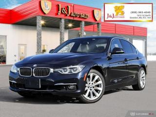 Used 2017 BMW 330 i xDrive for sale in Brandon, MB