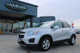 Used 2014 Chevrolet Trax LT for sale in Tilbury, ON