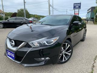 Used 2016 Nissan Maxima SL for sale in Beamsville, ON