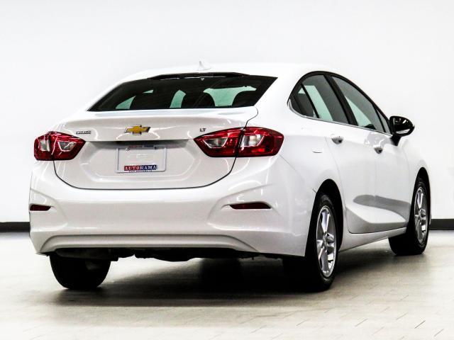 2018 Chevrolet Cruze LT BackUp Cam Heated Seats Bluetooth