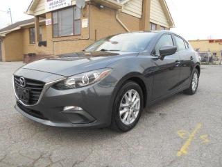 Used 2015 Mazda MAZDA3 GS SPORT 2.0L SkyActive Auto Loaded Certified 156K for sale in Rexdale, ON