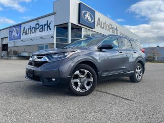 Used 2018 Honda CR-V EX-L | REMOTE START | SUNROOF | ADAPTIVE CRUISE CONTROL | LANE KEEP ASSIST | for sale in Innisfil, ON