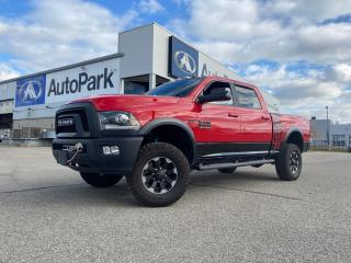 Used 2018 RAM 2500 Power Wagon | REMOTE START | SATELLITE RADIO | ANDROID AUTO & APPLE CAR-PLAY | REAR-VIEW CAMERA | | for sale in Innisfil, ON
