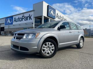 Used 2018 Dodge Journey CVP/SE | 7 PASSENGER | BLUETOOTH | HEATED MIRRORS | for sale in Innisfil, ON