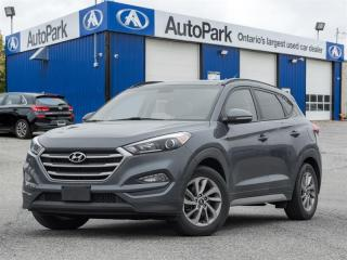 Used 2018 Hyundai Tucson SE 2.0L AWD 2.0L SE BACKUP CAM|PANO ROOF|HEATED SEATS|LEATHER|AWD for sale in Georgetown, ON