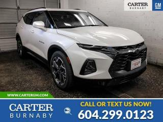 Used 2021 Chevrolet Blazer RS for sale in Burnaby, BC