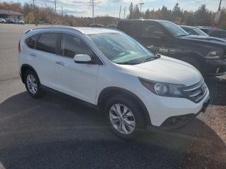Used 2012 Honda CR-V Touring NO ACCIDENTS | AWD | LEATHER | SUNROOF | NAVI | HEATED SEATS for sale in Huntsville, ON