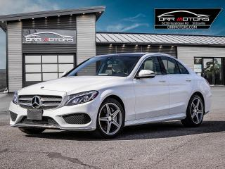 Used 2016 Mercedes-Benz C-Class 4matic for sale in Stittsville, ON