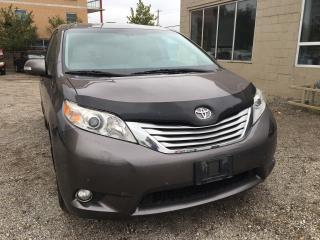 Used 2013 Toyota Sienna AWD Limited for sale in Waterloo, ON
