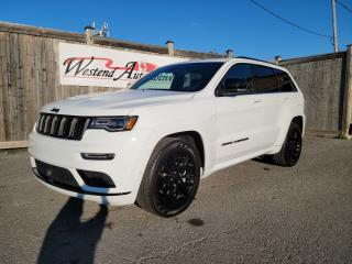 Used 2021 Jeep Grand Cherokee Limited X for sale in Stittsville, ON