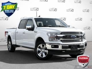 Used 2020 Ford F-150 Lariat | 3.5L Eco boost | Navigation | for sale in Oakville, ON