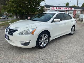 Used 2013 Nissan Altima SL/Leather/Roof/Bckup Camera/Bluetooth/Certified for sale in Scarborough, ON