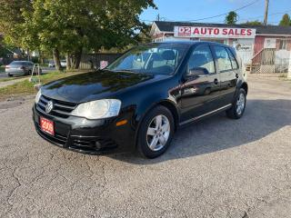 Used 2009 Volkswagen City Golf Automatic/Gas Saver/Comes Certified for sale in Scarborough, ON