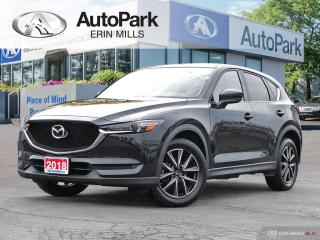 Used 2018 Mazda CX-5 GT for sale in Mississauga, ON