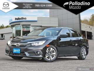 Used 2017 Honda Civic LX FROM $69 WEEKLY** for sale in Sudbury, ON