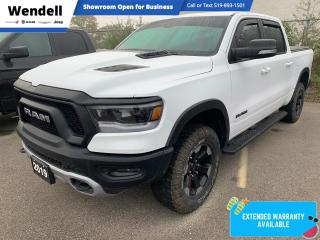 Used 2019 RAM 1500 Rebel Pano Roof/Nav for sale in Kitchener, ON