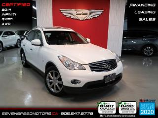 Used 2014 Infiniti QX50 for sale in Oakville, ON