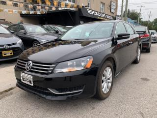 Used 2014 Volkswagen Passat for sale in Scarborough, ON