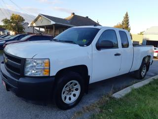 Used 2013 Chevrolet Silverado 1500 WT, AUTOMATIC, RWD, POWER GROUP, A/C, for sale in Ottawa, ON