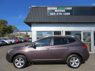 Used 2010 Nissan Rogue ALL WHEEL DRIVE SL, LOW KM, LOADED for sale in Mississauga, ON