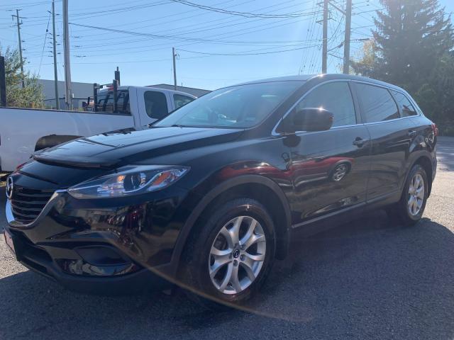 2013 Mazda CX-9 GS, AWD, 7PASS, AUTO, BACKUP CAMERA, BLUETOOTH