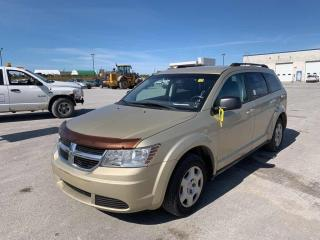 Used 2010 Dodge Journey SE for sale in Innisfil, ON