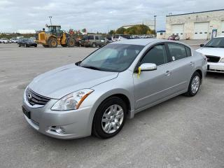 Used 2011 Nissan Altima SR for sale in Innisfil, ON