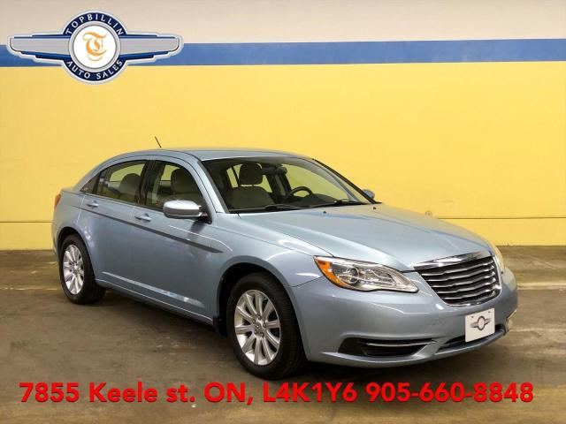 2012 Chrysler 200 LX Only 73,000 Km, Heated Seats, 2 Years Warranty