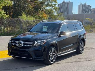 Used 2017 Mercedes-Benz GLS GLS 550 AMG PKG Navigation/Panoramic Sunroof for sale in North York, ON