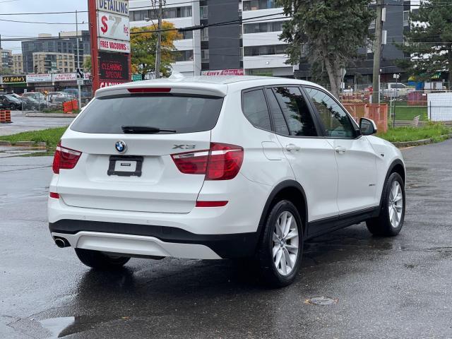 2016 BMW X3 xDrive28d Diesel  Leather/Rear View Camera Photo6