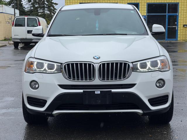 2016 BMW X3 xDrive28d Diesel  Leather/Rear View Camera Photo8
