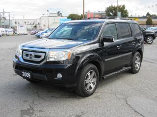 Used 2009 Honda Pilot Touring for sale in Vancouver, BC