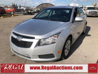 Used 2014 Chevrolet Cruze LT for sale in Calgary, AB