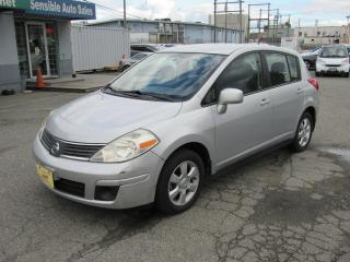 Used 2009 Nissan Versa 1.8 SL for sale in Vancouver, BC